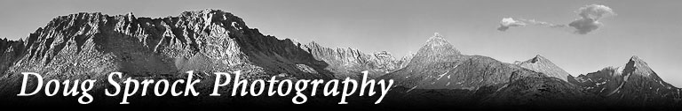 Doug Sprock Photography Banner